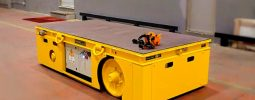 Electric motorised trolley – Capacity 16 ton