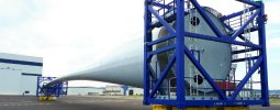 MORELLO – HEAVY DUTY INDUSTRIAL CARTS FOR THE WIND ENERGY SECTOR