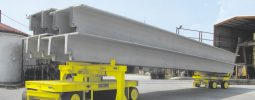 HEAVY DUTY INDUSTRIAL CARTS FOR THE PRE-CAST CONCRETE & CONSTRUCTION INDUSTRY
